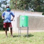 The Water Project: Mukoko Baptist Primary School -  Sanitation Superhero