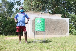 The Water Project:  Sanitation Superhero