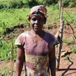 The Water Project: Mahira Community, Anunda Spring -  Josephine Kizito