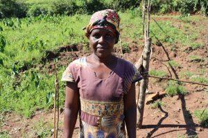The Water Project:  Josephine Kizito