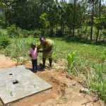 The Water Project: Lukala C Community, Livaha Spring -  Happy Sanplat Owner