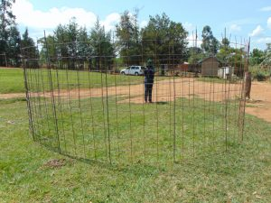 The Water Project:  Tank Wire Reinforcement