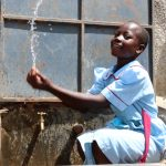 The Water Project: Mukoko Baptist Primary School -  Making A Splash
