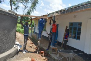 The Water Project:  Setting Up The Gutters