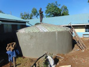 The Water Project:  Dome Work