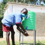 The Water Project: Mukoko Baptist Primary School -  Handwashing