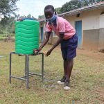 The Water Project: Kapkoi Primary School -  Handwashing