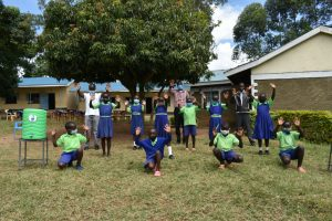 The Water Project:  Clean Hands For All With Handwashing Stations