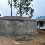 The Water Project: Kinu Friends Secondary School -  The Completed Water Point