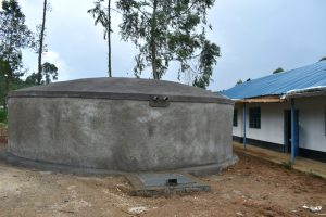 The Water Project:  The Completed Water Point