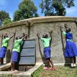 The Water Project: Boyani Primary School -  Dedication Of The Rain Tank