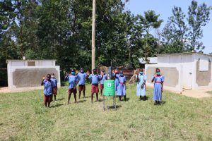 The Water Project:  Clean Hands And Safe Latrines For All