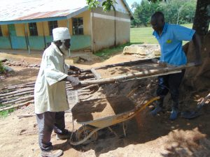 The Water Project:  Sieving The Sand