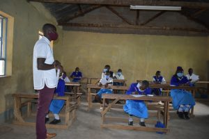 The Water Project:  Trainer Erick Wagaka Leads A Session