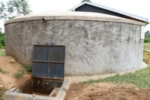 The Water Project:  Complete Rain Tank
