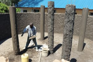 The Water Project:  Platering The Pillars