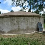 The Water Project: Boyani Primary School -  Rain Tank Ready For Use