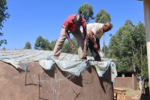 The Water Project:  Artisans Fitting The Dome