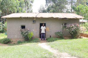 The Water Project:  John Shimaka At Home