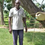 The Water Project: Futsi Fuvili Community, Simeon Shimaka Spring -  Next To The Tippy Tap Handwashing Station