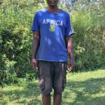 The Water Project: Rosterman Community, Kidiga Spring -  David Kidiga Odeno