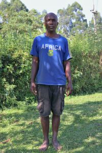 The Water Project:  David Kidiga Odeno