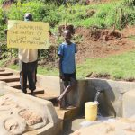 The Water Project: Indulusia Community, Yakobo Spring -
