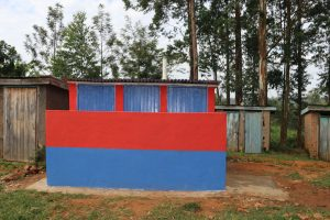 The Water Project:  Boys Vip Latrines