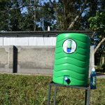 The Water Project: Bulukhombe Primary School -  Handwashing Station Ready For Use