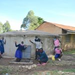 The Water Project: Bulukhombe Primary School -  Celebrating The Rain Tank