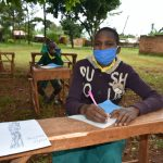 The Water Project: Gamalenga Primary School -  Following Training Keenly