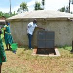 The Water Project: Gamalenga Primary School -  Tank Use Training