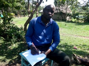 The Water Project:  Following The Training Keenly