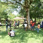 The Water Project: Maraba Community, Nambwaya Spring -  A Fun Icebreaker