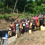 The Water Project: Maraba Community, Nambwaya Spring -  Handing Over Ceremony