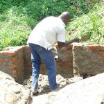 The Water Project: Maraba Community, Nambwaya Spring -  Cementwork