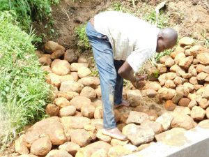 The Water Project:  Every Stone Carefully Placed