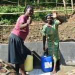 The Water Project: Maraba Community, Nambwaya Spring -  Happy Day