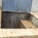 The Water Project: Kapkoi Primary School -  Flowing Water
