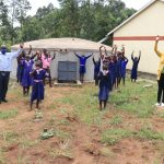 The Water Project: Kapkoi Primary School -  Water Celebrations