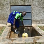 The Water Project: Boyani Primary School -  Fetching Water