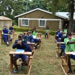 The Water Project: Boyani Primary School -  Handwashing Practicals