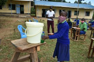 The Water Project:  Handwashing Practicals