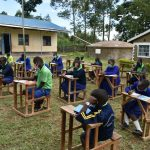 The Water Project: Boyani Primary School -  Taking Notes On The Training