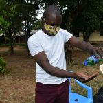 The Water Project: Boyani Primary School -  Soap Is Crucial In Effective Handwashing