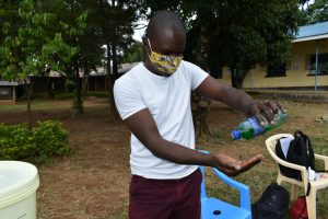 The Water Project:  Soap Is Crucial In Effective Handwashing