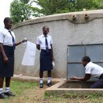 The Water Project: Friends School Shivanga Secondary -  Celebration At The Water Point
