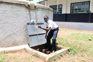 The Water Project:  Making A Splash
