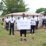 The Water Project: Friends School Shivanga Secondary -  Thank You