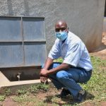 The Water Project: Friends School Shivanga Secondary -  Faculty Advisor To Student Health Club Mr Andrew Mulonza